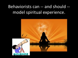 The Fourth Wave of Behaviorism: ACT, DBT and Nondual Wisdom